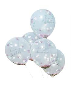 Ballon EVJF bohème