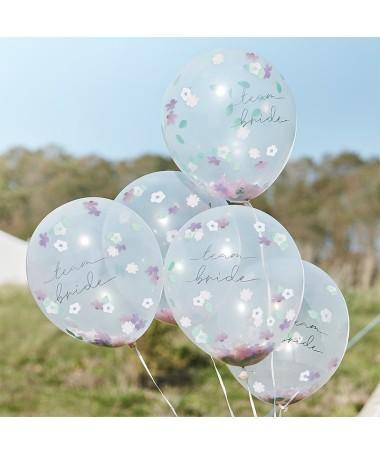 Ballons EVJF bohème