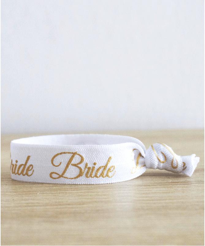Bracelet Bride Blanc
