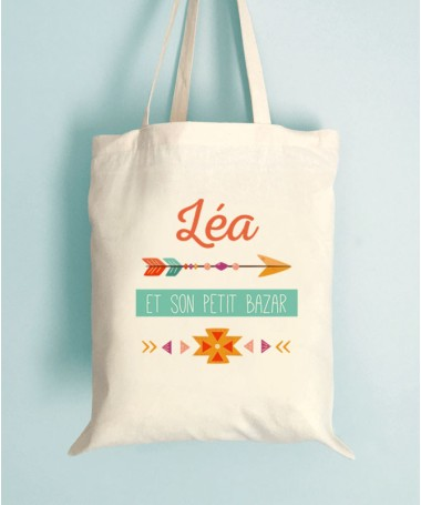 Tote Bag Enfant - Petit Bazar Boho