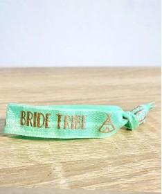 Bracelet Elastique Bride Tribe Tipi Vert
