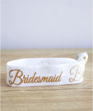 Bracelet Elastique Bridesmaid