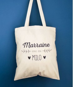 Tote Bag Marraine