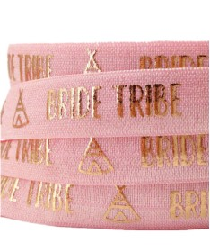 Bracelet Elastique Bride Tribe Tipi Rose