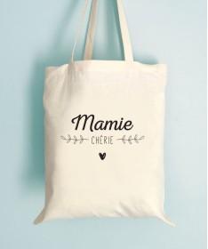 Tote Bag Mamie Chérie