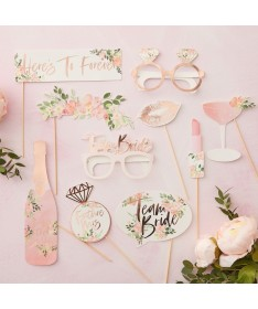 "Kit PhotoBooth ""Bride to be"""