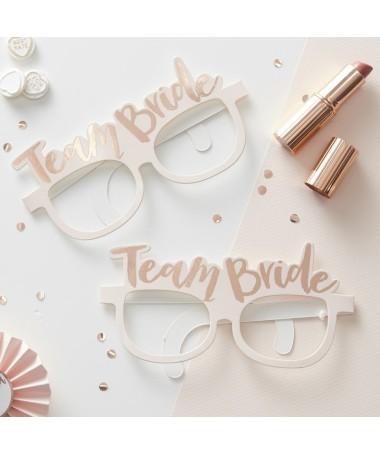 """Lunettes """"Team Bride"""""""