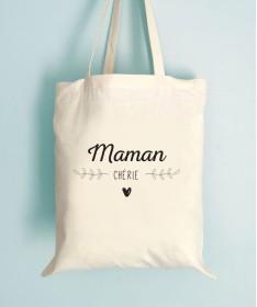 Tote Bag Maman Chérie